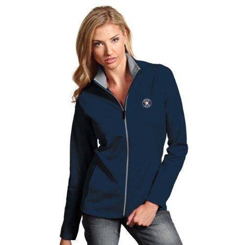 Jacket Houston Astros (MLB Houston Astros Women's Leader Jacket, Navy/Silver, X-Large)