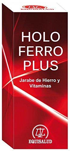 Holoferro Plus (Jarabe de hierro y vitaminas): Amazon.es: Salud y cuidado personal