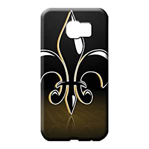 samsung galaxy s6 edge - Shock-dirt High Quality Protective Beautiful Piece Of Nature Cases phone cover shell new orleans saints
