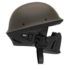 Bell Solid Rogue Cruiser Motorcycle Helmet - Gun Metal / Small
