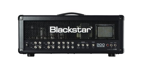 Blackstar Series One 200 200-Watt Four-Channel Guitar Amp Head by Blackstar