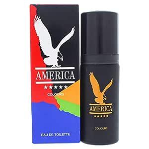Milton Lloyd America Colours For Men -Eau de Toilette, 50 ml-