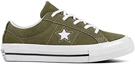 Converse Kids one Star ox Fashion Sneaker (10.5 M US Little