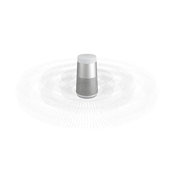 Bose SoundLink Revolve Enceinte Bluetooth - Argent 2