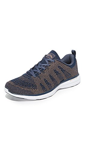 Apl: Atletisk Fremdriftssystemer Labs Mænds Techloom Pro Sneakers Midnat / Pink Guld rMp6dOt