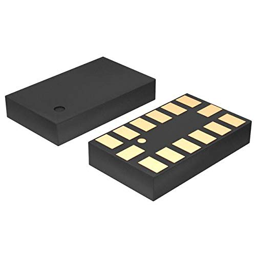 ACCELEROMETER 200G I2C/SPI 14LGA, (Pack of 3) (ADXL375BCCZ-RL7) by Analog Devices Inc. (Image #1)