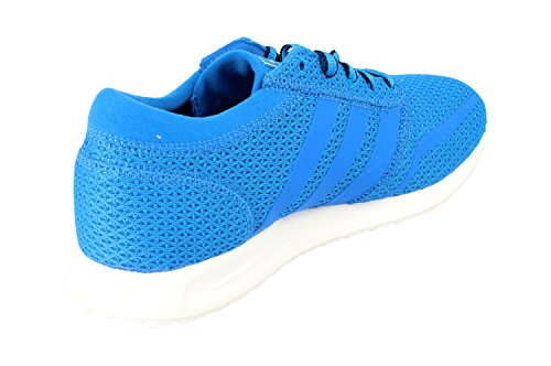 Adidas Originals Los Angeles Heren Running Trainers Sneakers Bluebird Witte Aq6788