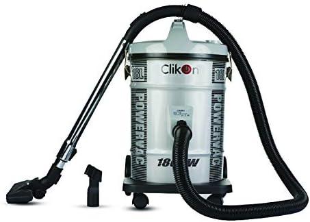 مكنسة كهربائية من كليكون - 21 لتر، 1800 واط - CK4012