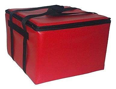Amazon.com: TCB Insulated bolsas hgx-2-red Bolsa Isotérmica ...