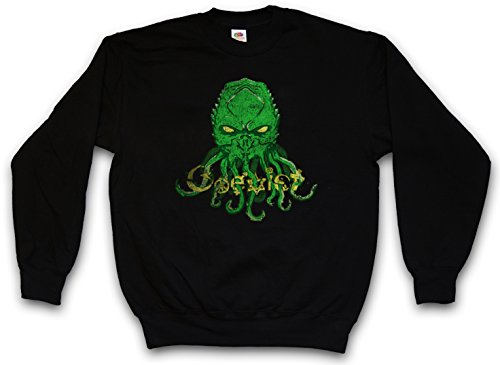 Great Old ONE Coexist Sweatshirt Pullover Sweater - Sizes S - 3XL Black