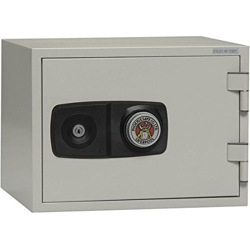 Phoenix Olympian 1-Hour Fireproof Office & Home Dial Combination Security Safe (0.58 cu. ft.)
