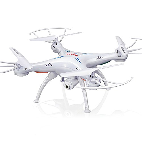 Cheerwing Syma X5SW-V3 FPV Explorers2 2.4Ghz 4CH 6-Axis Gyro RC Headless Quadcopter...