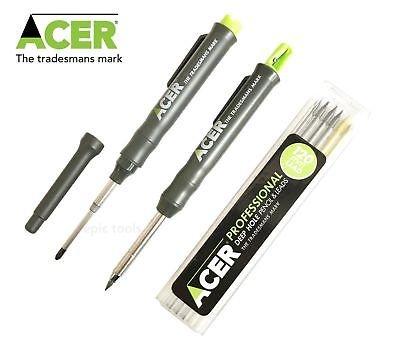 Acer ADP1 Deep Hole Marker Pencil /& Sharpener