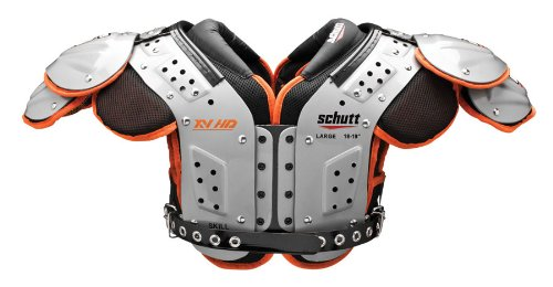 Schutt Sports Varsity XV HD Skill Should - Flat Football Shoulder Pads Shopping Results