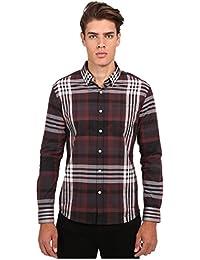 Mens Harrington L/S Shirt