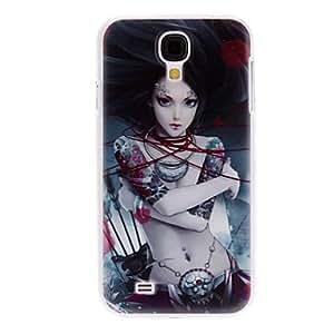 JOE Goddess of Arrow Pattern Hard Case for Samsung Galaxy S4 I9500
