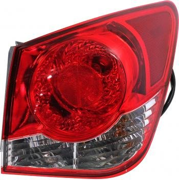 - Chevy CRUZE 11-14 TAIL LAMP Right Passenger Side, Assembly, On Body