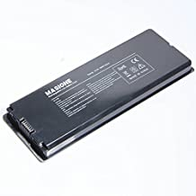 "Masione New Battery for Apple MacBook 13"" 13.3 Inch A1181 A1185 MA561 MA566 Laptop Black"