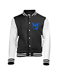Bullshirt Men's Team Mystic Varsity Jacket
