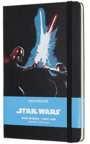 Moleskine Limited Edition Star Wars Notebook, Hard Cover,
