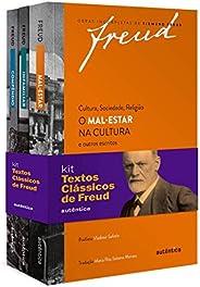 Kit – Textos Clássicos De Freud