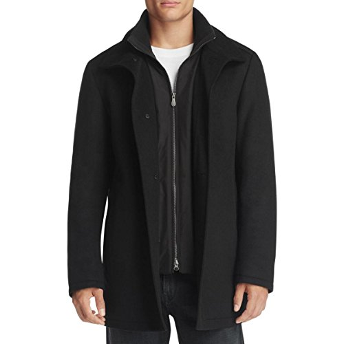 Insulated Wool Coat - 8