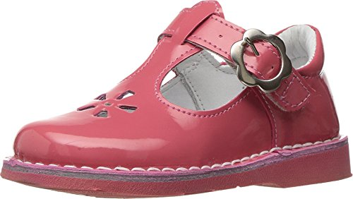 Kid Express Baby Girl's Molly (Toddler/Little Kid/Big Kid) Coral Patent (Express Kids Shoes)