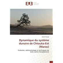 Dynamique du système dunaire de Chtouka-Est (Maroc): Evolution, sédimentologie et techniques de lutte contre l'ensablement