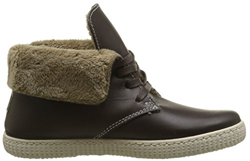 Chukka Victoria Marron Mixte Bottines Adulte marron Pelo Alta Piel Safari Tintada zwxRrYzq