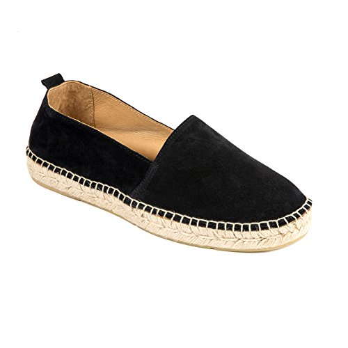nbsp;Uomo Navy Espadrillas up Premium to Borsa Summer Pelle con Scamosciata di weltenmann 40 Blu on Sale in Stoffa Slip Hd56wpq