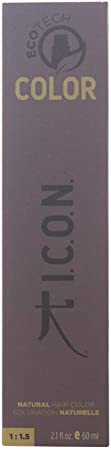 Icon Ecotech Natural Color 7.21 Medium Pearl Blonde Tinte ...