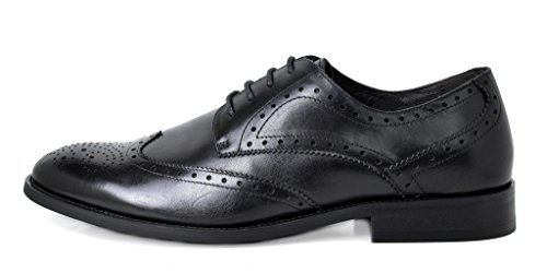 Bruno Marc Mens Waltz Italian Genuine Leather Collection Dress Oxfords Shoes