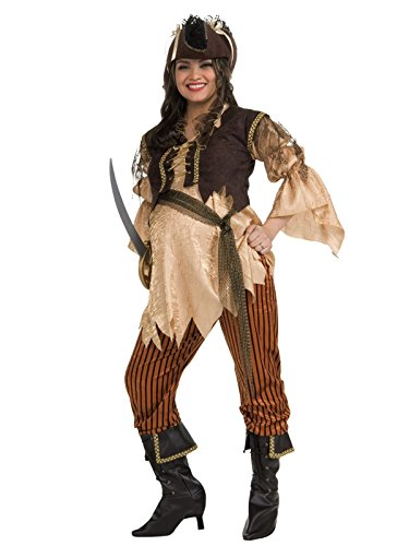 Pirate Queen Maternity Costume for the Mom-to-Be in 2017