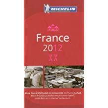 France 2012 - Guide rouge