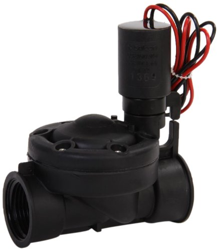 Galcon 3652 1-Inch Sprinkler Valve with S1602 DC Latching Solenoid for Battery Operated (Battery Operated Sprinkler Controller)