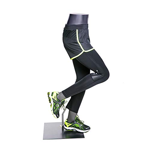 (MZ-HEF51LEG) High end Quality. Eye Catching Female Headless Mannequin Leg, Athletic Style. Running Pose. by Roxy Display (Image #2)
