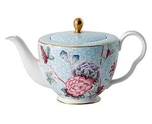 Wedgwood Cuckoo 1-Liter Tea Story Teapot, Large
