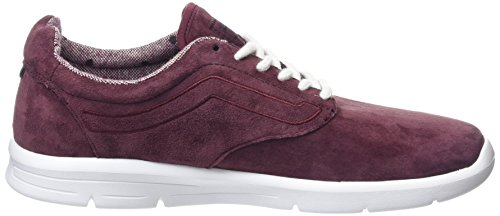 5 Adulte Rouge Mixte Dots Vans Burgundy 1 Basses Tweed White Iso True Sneakers HqYqZE