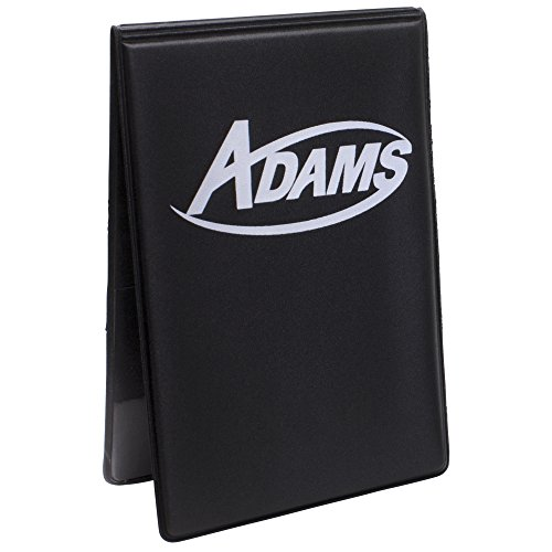 Adams USA Adams Game Card Holder Flip Style BK ()