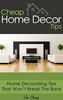 Cheap home decor tips home decorating tips for Home decorations amazon