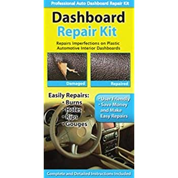 Amazon Com Liquid Leather Dashboard Repair Kit Automotive