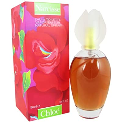Narcisse By Chloe For Women. Eau De Toilette Spray 3.3 Ounces