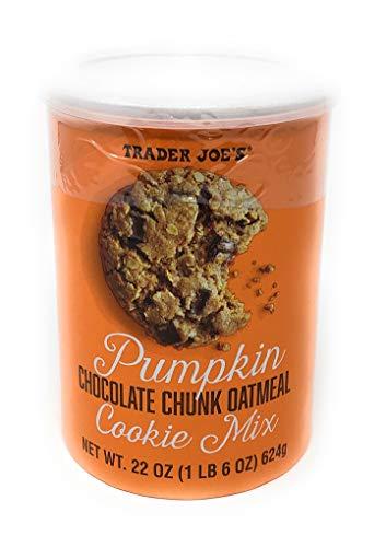 Trader Joe's Pumpkin Chocolate Chunk Oatmeal Cookie Mix, 22 oz.