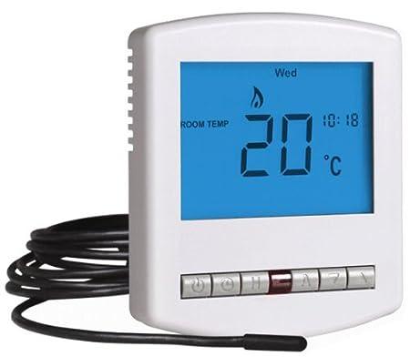Heatmiser prt e electric underfloor heating thermostat amazon heatmiser prt e electric underfloor heating thermostat swarovskicordoba Choice Image