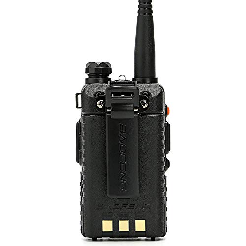 LDJC Walkie-Talkie, Portable Walkie-Talkie 8W High Power Voltage 7.2V DC 1800MAH Lithium Battery Frequency Stability 2.5PPM by LDJC (Image #2)
