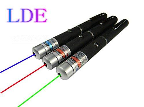 Dequn Wang High Power 532nm 650nm 405nm Beam Laser Pointer L