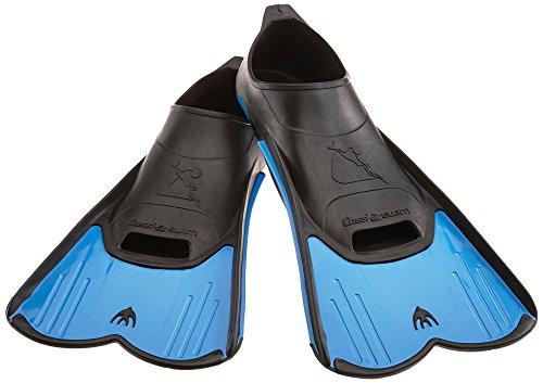 Cressi Light, blue, 39/40 - Short Fins