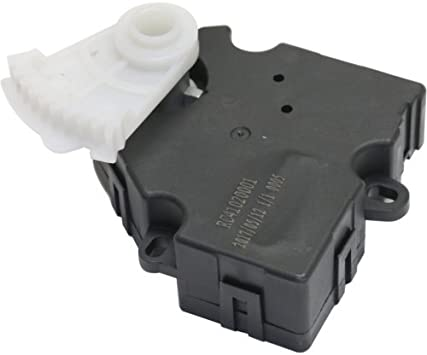 Amazon Com Hvac Heater Blend Door Actuator Compatible With Trailblazer Envoy 03 09 Mode Automotive