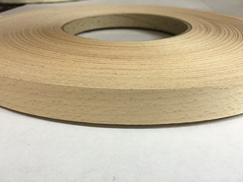 "Steamed beach non glued ( 1/2"" to 3""x500' ) wood veneer edgebanding (1 3/4''x500') from Steamed beach wood Edgebanding"