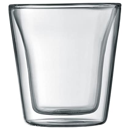 Double Wall Espresso/Shot Glass - 3 oz